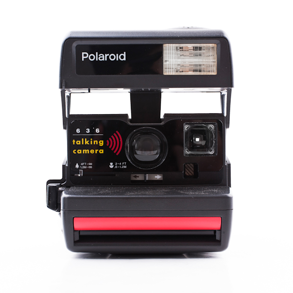 Polaroid 636 Talking. Купить 636 Talking в Fotovramke 7dc47aa24a5d3