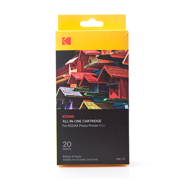 Kodak all in one cartridge mini