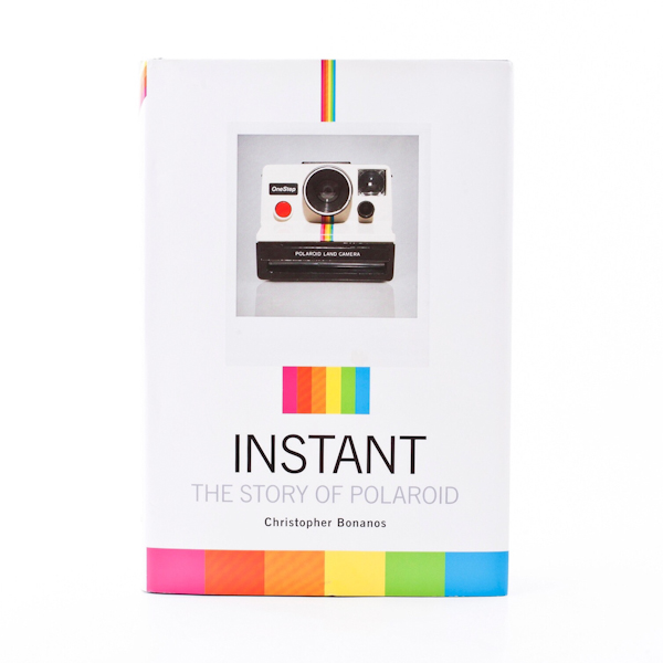 Книга Instant The Story of Polaroid