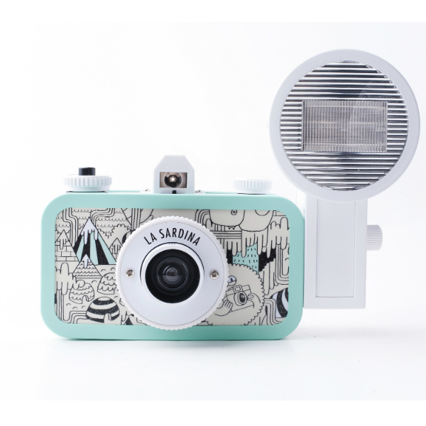 Чехол La Sardina Dress Day Tripper