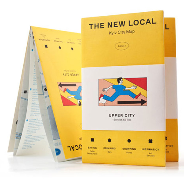 The New Local Map 4