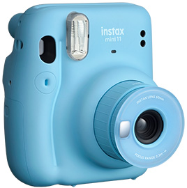 Instax Mini 11 blue