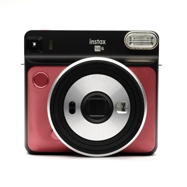 instax sq6 red