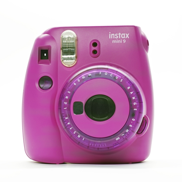 instax mini9 purple limited