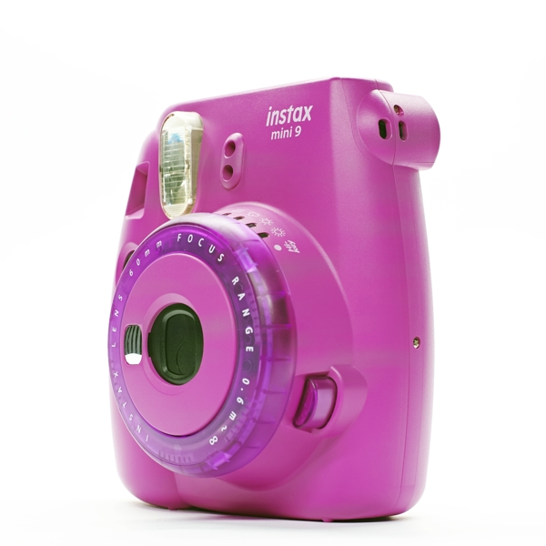 instax mini9 purple limited 2