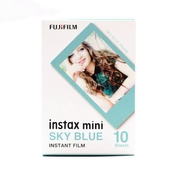 Instax Mini SkyBlue