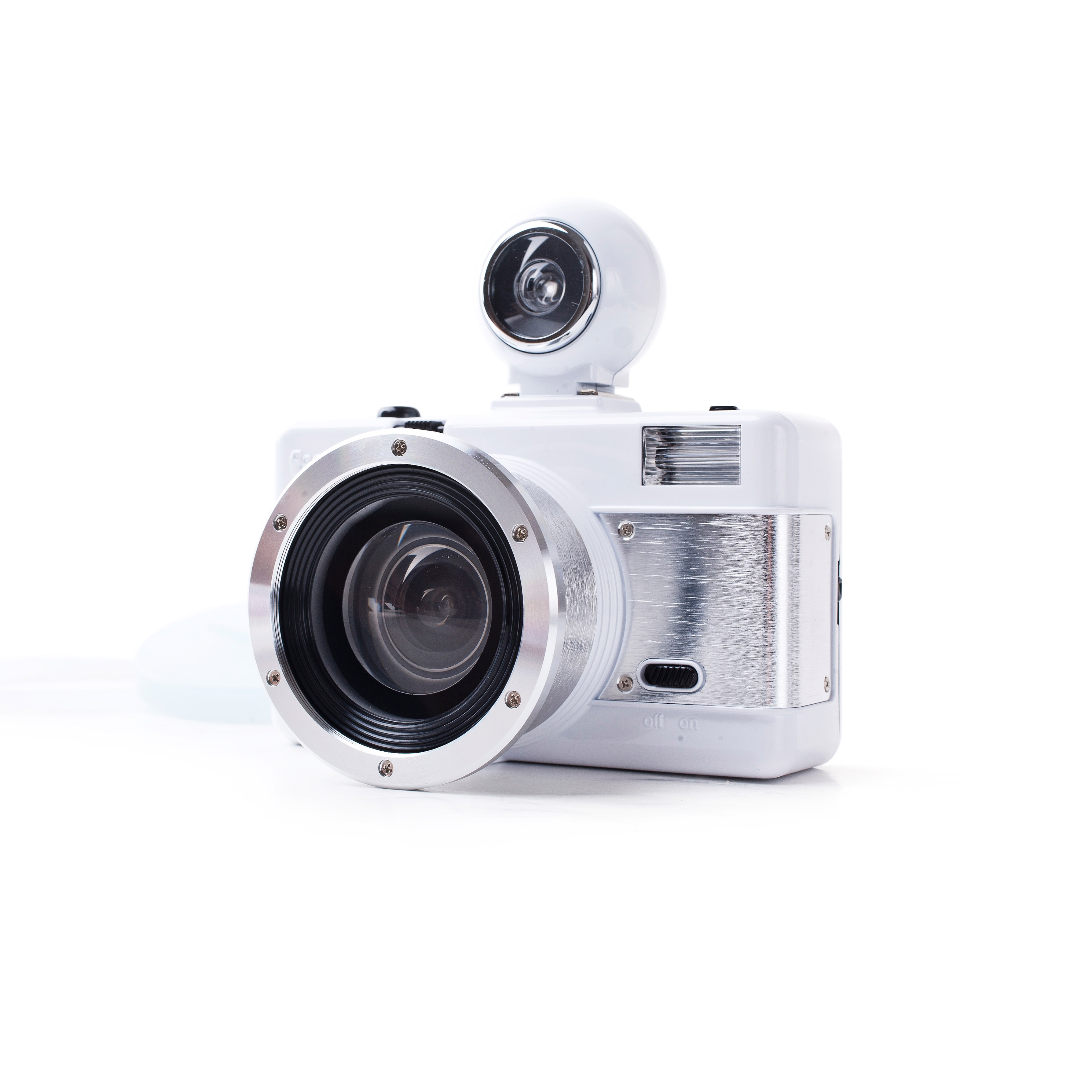 Camera Fisheye 2 White