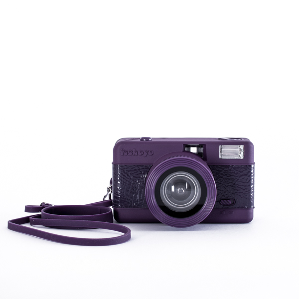 Fisheye Purple 1
