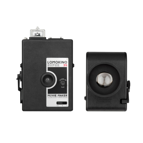 Камера Lomokino and Lomokinoscope