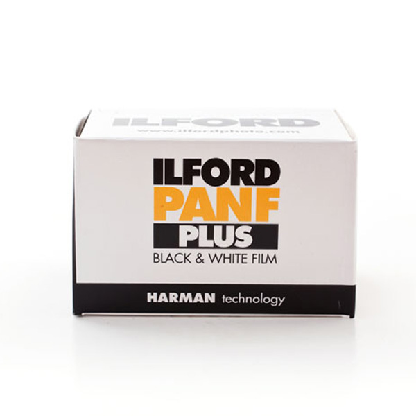 Ilford PANF Plus 50 36 1