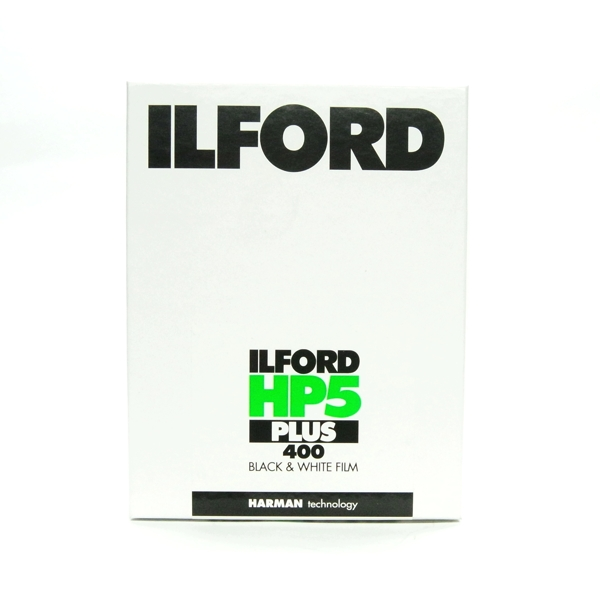 ilford HP5 Plus 4x5 25 листов