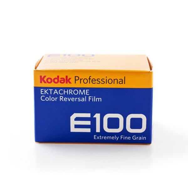 Kodak Ektachrome E100 1