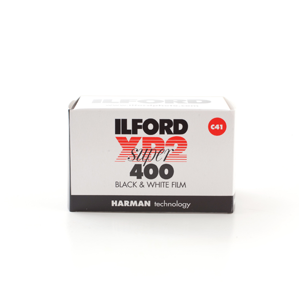 Ilford XP-2 Super1