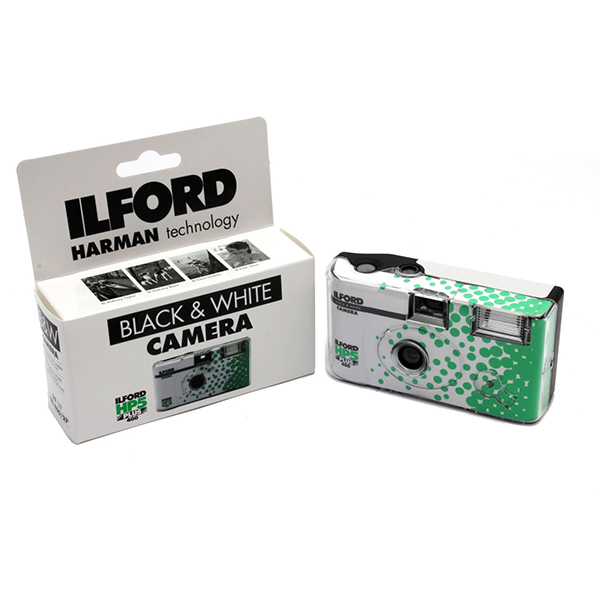 ilford black and white