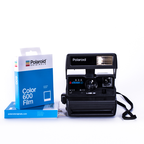 Polaroid 636 CloseUp with Film 1