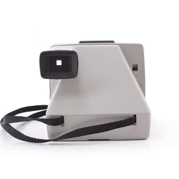 Polaroid Land Camera The Button 4