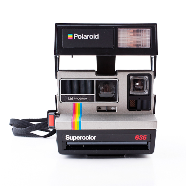 Polaroid Supercolor 635 1