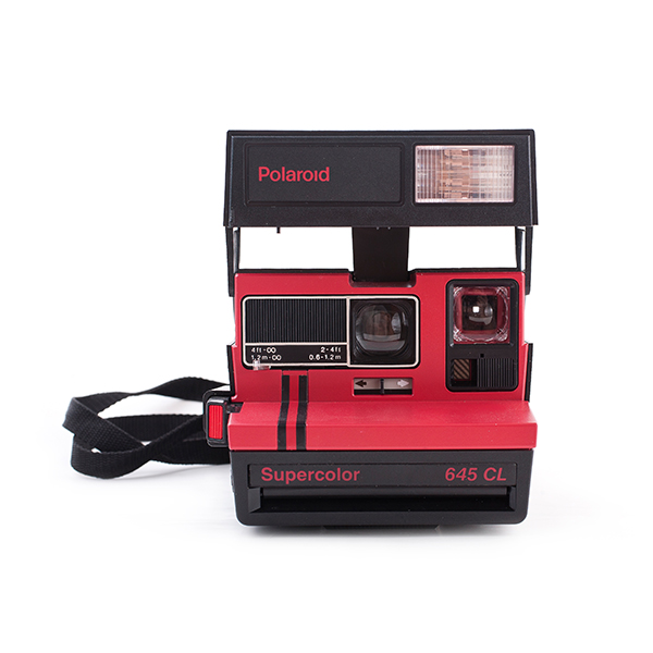 Polaroid Supercolor 645 cl 1