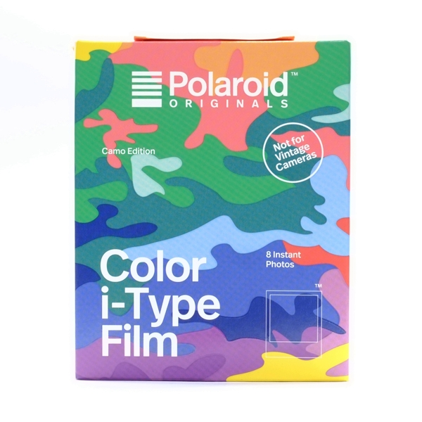 Polaroid Film CamoEdition