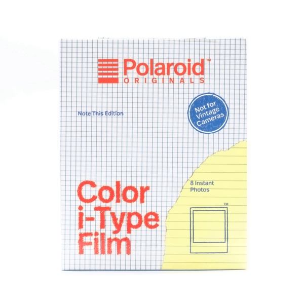 Polaroid Film NoteThisEdition