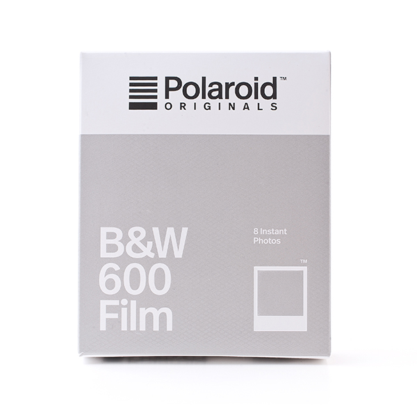 Polaroid BW Film for 600