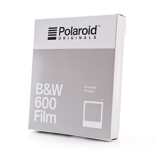 Polaroid BW Film for 600 1