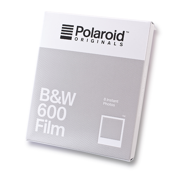 Polaroid BW Film for 600 4
