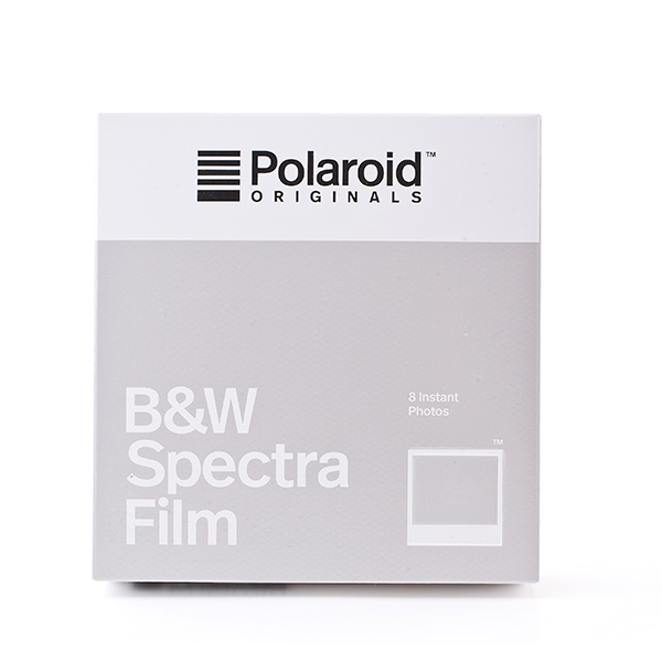Polaroid BW Film for Spectra