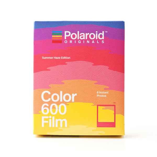 Polaroid Color 600 Film Summer Haze 1