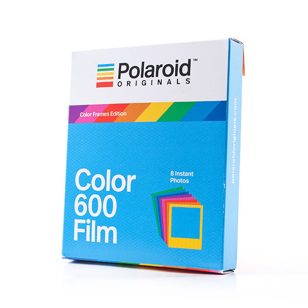 Polaroid Color Film for 600 Color Frames 1