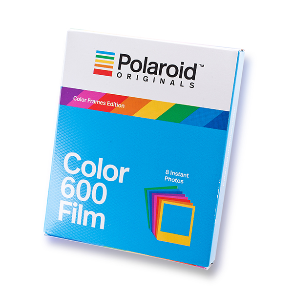 Polaroid Color Film for 600 Color Frames 4