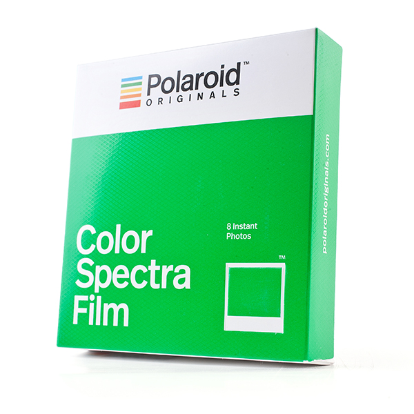 Polaroid Color Film for Spectra 1