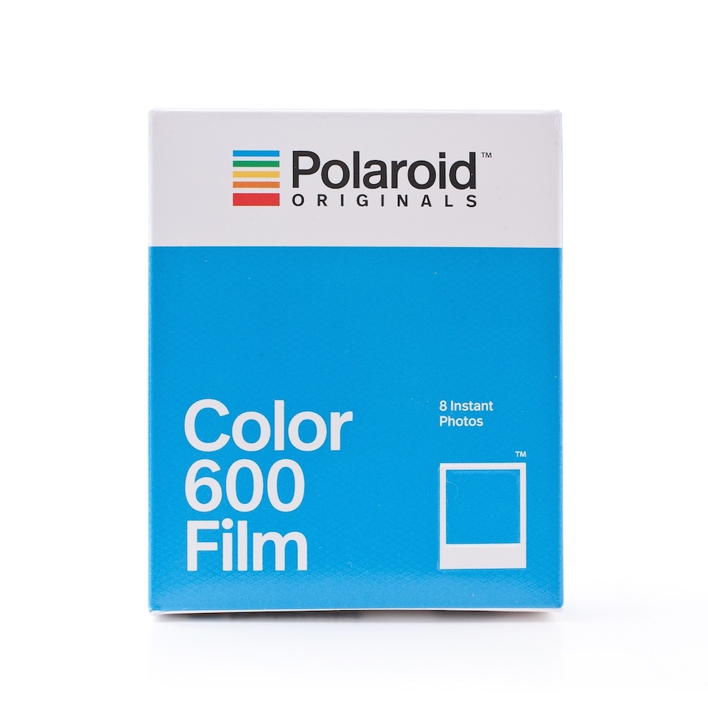 Кассеты Polaroid Originals 600 Color