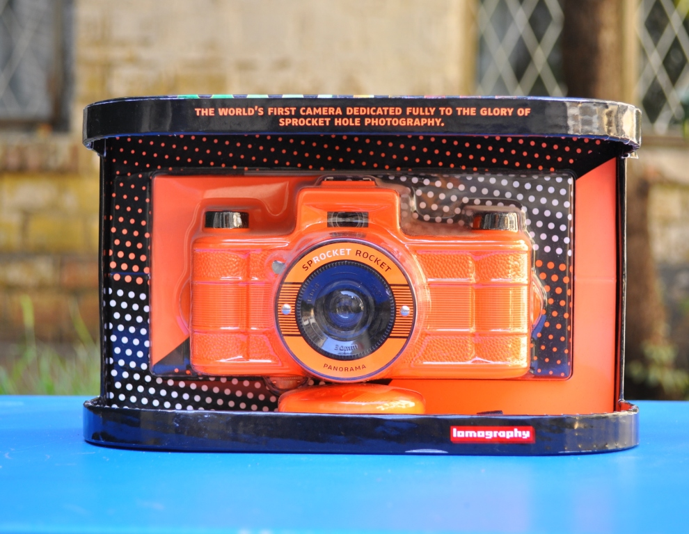 Камера Lomography Sprocket Rocket