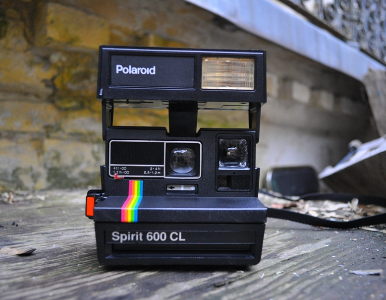 Камера Polaroid 600cl